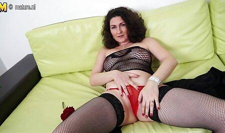 Bionda video porno attrici Matura Sable Renae succhia e scopa un cazzo duro